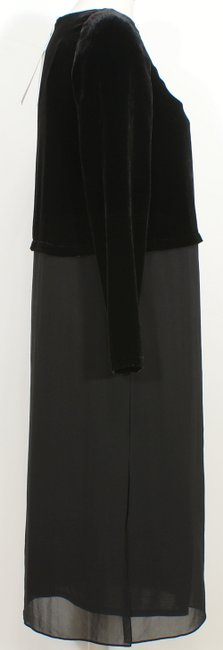 Eileen Fisher short dress Black on Tradesy Image 2