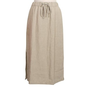 Eileen Fisher Skirt Natural Beige