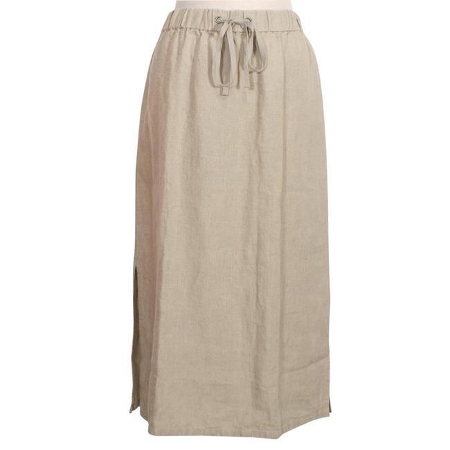 Preload https://item3.tradesy.com/images/eileen-fisher-natural-beige-heavy-organic-linen-drawstring-long-straight-xl-skirt-size-18-xl-plus-0x-23337507-0-0.jpg?width=400&height=650