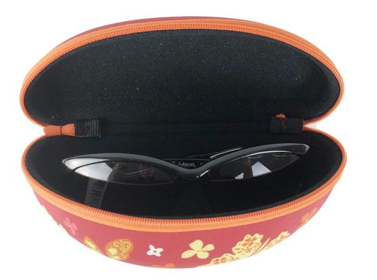 Brighton BRIGHTON Maxey Black Sunglasses and Case New
