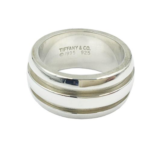 Tiffany & Co. Tiffany & Co Silver Ring Size 4.75 Image 2