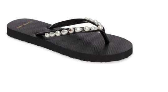 Preload https://img-static.tradesy.com/item/23337662/tory-burch-black-new-pearl-thin-flip-flop-flops-logo-sandals-size-us-7-regular-m-b-0-0-540-540.jpg