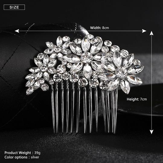 Other Bridal, Special Event Rhinestone Hair Accessories
