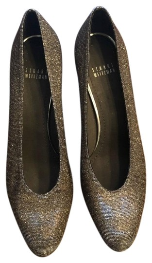 Preload https://item3.tradesy.com/images/stuart-weitzman-pewter-chic-pumps-size-us-9-regular-m-b-23337737-0-1.jpg?width=440&height=440