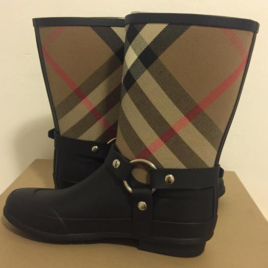 Burberry Signature Check Boots