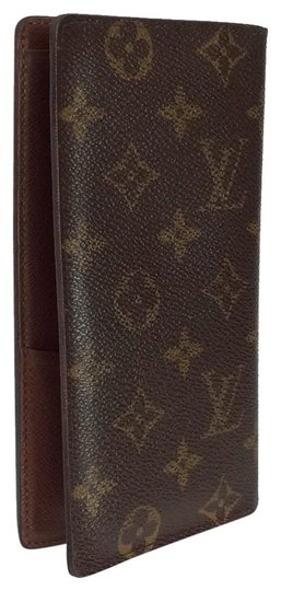 Preload https://img-static.tradesy.com/item/23337777/louis-vuitton-brown-monogramed-lv-coated-canvas-long-wallet-0-3-540-540.jpg