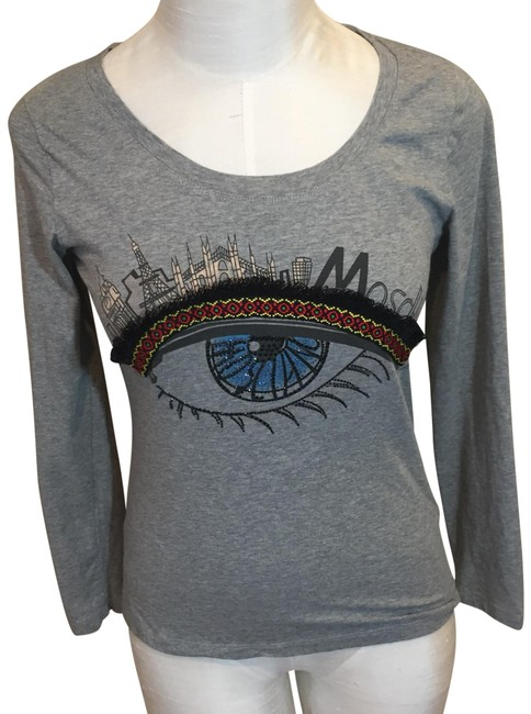 Preload https://item5.tradesy.com/images/love-moschino-gray-all-seeing-eye-tee-shirt-size-4-s-23337779-0-2.jpg?width=400&height=650
