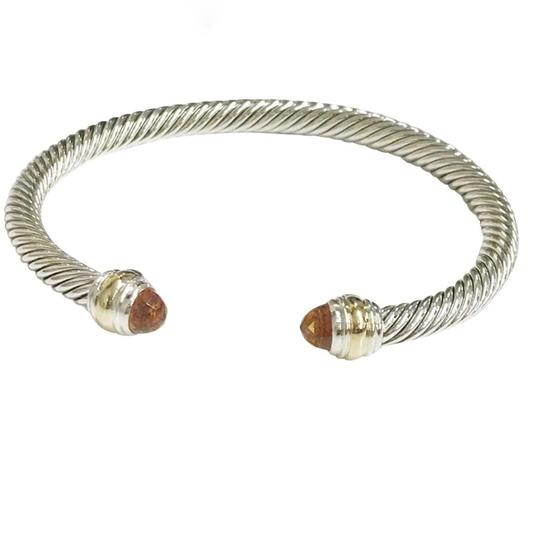Preload https://img-static.tradesy.com/item/23337810/david-yurman-never-worn-citrine-14-karat-yellow-gold-and-sterling-silver-cable-nwot-fits-up-to-725-5-0-0-540-540.jpg