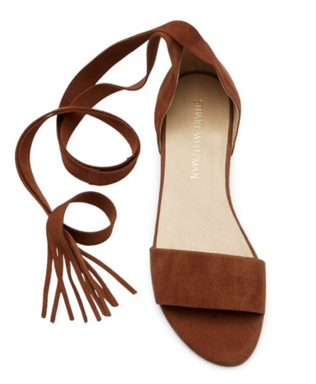 Stuart Weitzman Brown Sandals