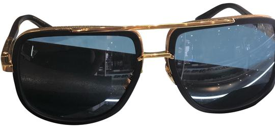 Preload https://item5.tradesy.com/images/dita-navy-with-18k-one-gold-sunglasses-23337909-0-1.jpg?width=440&height=440