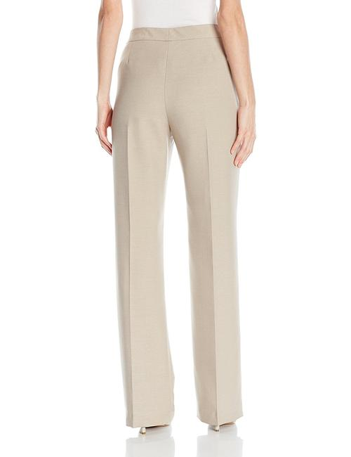 Le Suit Straight Pants Summer Straw