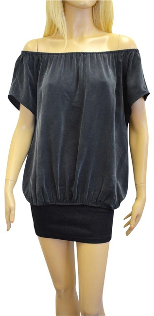 Preload https://item2.tradesy.com/images/joie-black-silk-off-shoulder-women-s-tops-small-eb-blouse-size-4-s-23337946-0-1.jpg?width=400&height=650