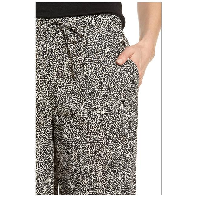 Eileen Fisher Capri/Cropped Pants Pebble/Black Image 5