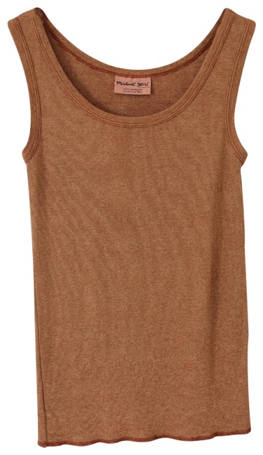 Preload https://item3.tradesy.com/images/michael-stars-brown-simple-tank-tee-shirt-size-os-one-size-23337962-0-3.jpg?width=400&height=650