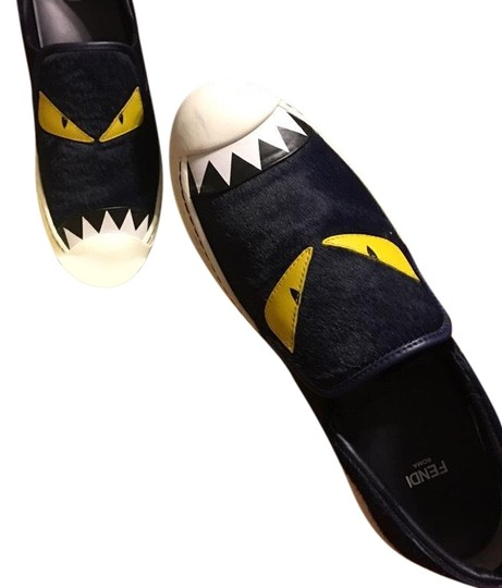 Fendi navy blue Athletic