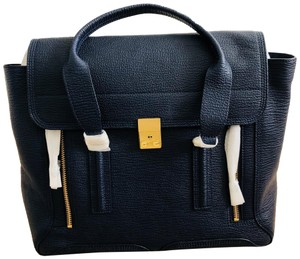 3.1 Phillip Lim Satchel in ink/navy