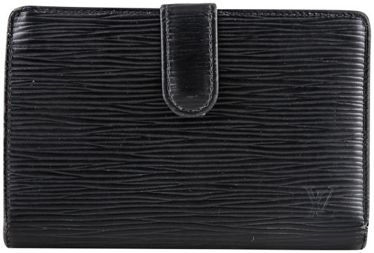 Preload https://item5.tradesy.com/images/louis-vuitton-black-epi-french-lock-wallet-23337994-0-1.jpg?width=440&height=440