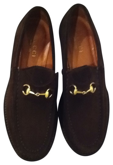 Preload https://img-static.tradesy.com/item/23338/gucci-black-horsebit-loafer-flats-size-us-95-regular-m-b-0-0-540-540.jpg
