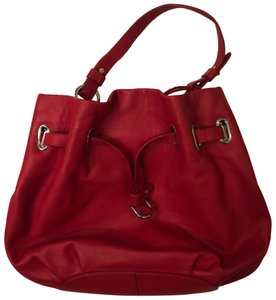 Cole Haan Soft Leather Classic Dress It Up Hobo Bag