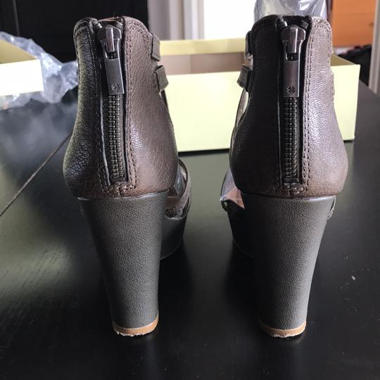 Lucky Brand Iron Goat Bomber Wedges Image 3
