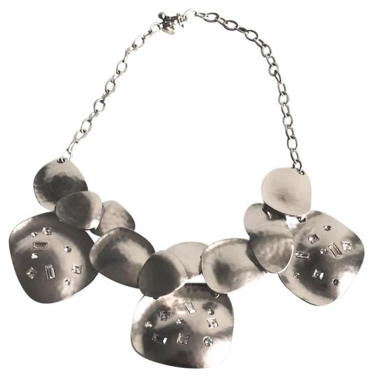 Preload https://item3.tradesy.com/images/kenneth-jay-lane-silver-tone-with-crystals-bib-necklace-23338062-0-1.jpg?width=440&height=440
