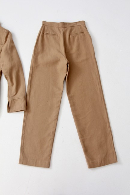 J.Crew Cotton Pantsuit