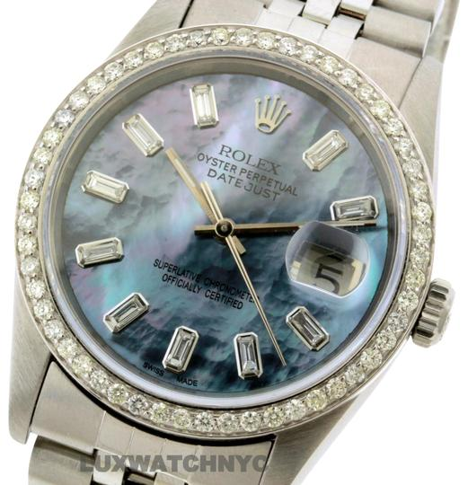 Preload https://item3.tradesy.com/images/rolex-16ct-36mm-datejust-ss-with-box-and-appraisal-watch-23338107-0-1.jpg?width=440&height=440