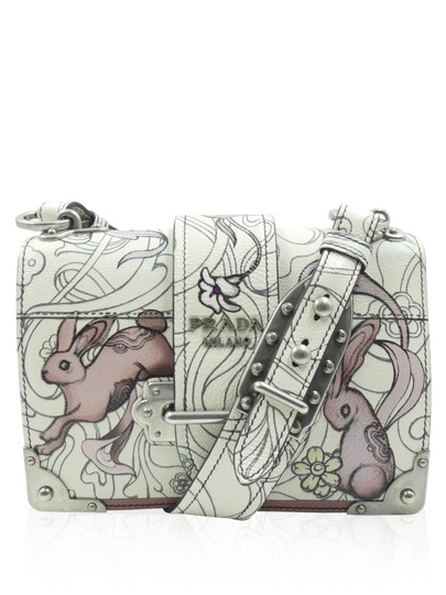 Preload https://item3.tradesy.com/images/prada-cahier-x-james-jean-bunny-ltd-white-multi-color-leather-cross-body-bag-23338182-0-0.jpg?width=440&height=440