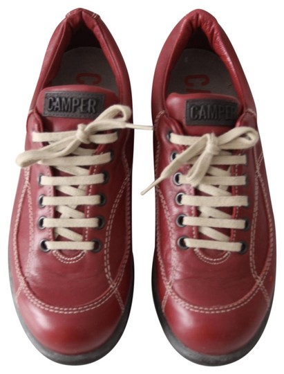 Preload https://img-static.tradesy.com/item/23338218/camper-red-pelotas-leather-sport-sneaker-sneakers-size-eu-37-approx-us-7-wide-c-d-0-1-540-540.jpg
