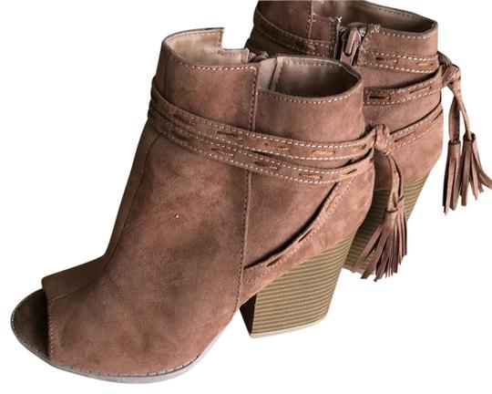 Preload https://img-static.tradesy.com/item/23338245/qupid-fawn-suede-peep-bootsbooties-size-us-65-regular-m-b-0-1-540-540.jpg