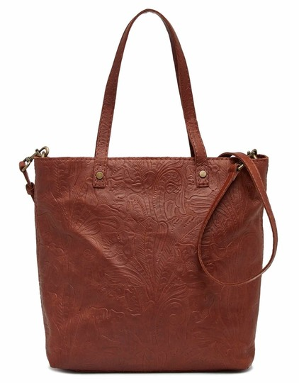 Preload https://img-static.tradesy.com/item/23338251/co-women-s-saratoga-convertible-shoulder-brandy-floral-leather-tote-0-0-540-540.jpg