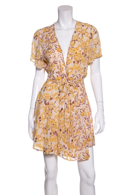 Preload https://item4.tradesy.com/images/chan-luu-yellow-floral-print-wrap-short-casual-dress-size-4-s-23338253-0-0.jpg?width=400&height=650
