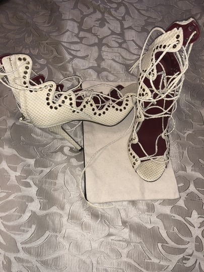 Isabel Marant Cream Sandals
