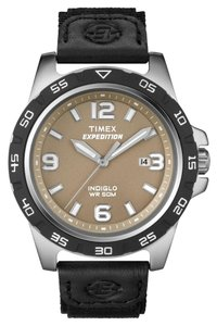 Timex Timex Male Watch T49885 Black Analog