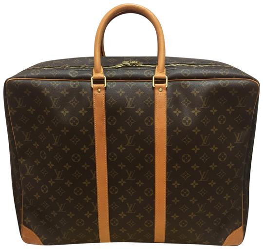 Preload https://item1.tradesy.com/images/louis-vuitton-sirius-55-with-dustbag-brown-monogram-canvas-weekendtravel-bag-23338330-0-1.jpg?width=440&height=440
