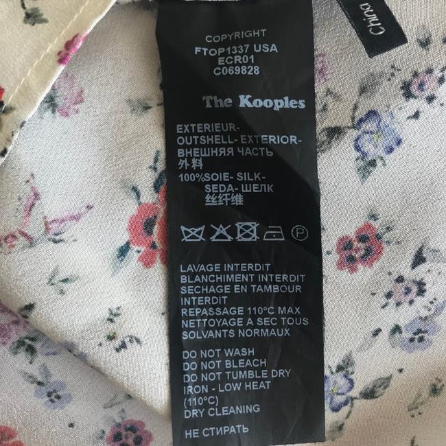 The Kooples Top Natural