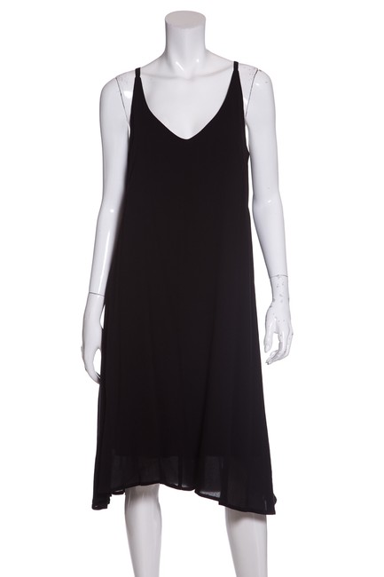 Ronen Chen short dress Black on Tradesy
