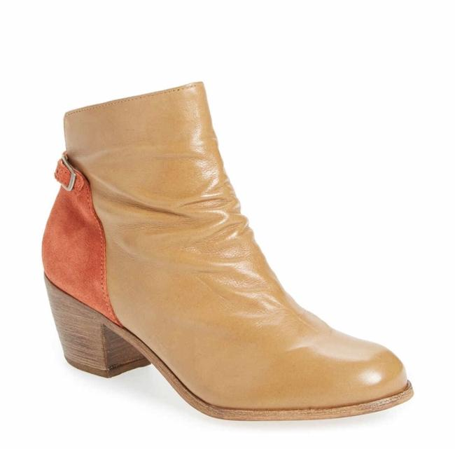 Item - Tan Leather Boots/Booties Size US 7 Regular (M, B)