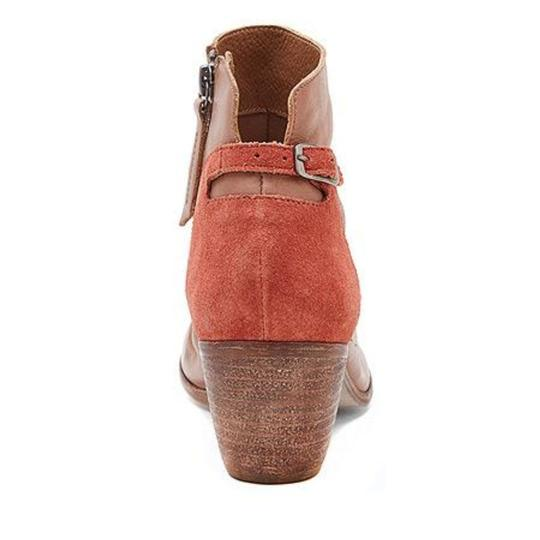 Matisse tan leather Boots Image 1