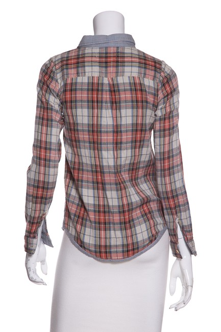 Paula Cahen D'anvers Button Down Shirt multicolor