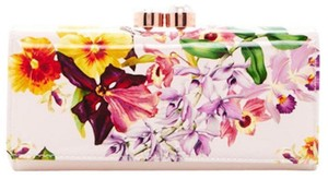 Ted Baker Printed Leather Wallet