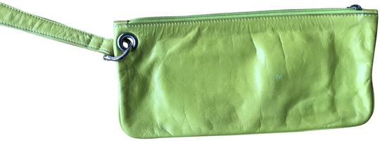 Preload https://item2.tradesy.com/images/hobo-international-lime-green-leather-wristlet-23338456-0-1.jpg?width=440&height=440