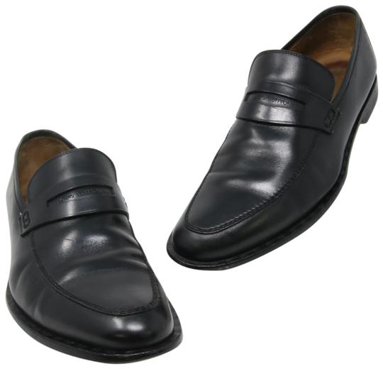 Preload https://item3.tradesy.com/images/louis-vuitton-black-classic-lv-leather-slip-on-men-s-damier-sole-formal-shoes-size-us-12-regular-m-b-23338457-0-1.jpg?width=440&height=440