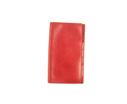 Preload https://item1.tradesy.com/images/hermes-red-calf-leather-long-clutch-bifold-vintage-france-wallet-23338460-0-0.jpg?width=440&height=440