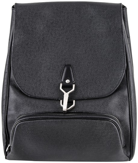 Preload https://item5.tradesy.com/images/louis-vuitton-taiga-cassiar-black-leather-backpack-23338494-0-1.jpg?width=440&height=440