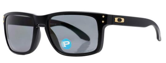 Preload https://item2.tradesy.com/images/oakley-black-and-gray-unisex-squared-oo9102-17-plastic-frame-sunglasses-23338516-0-0.jpg?width=440&height=440