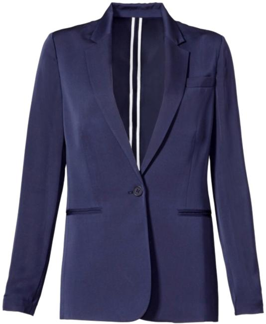 Theory navy blue Blazer Image 0