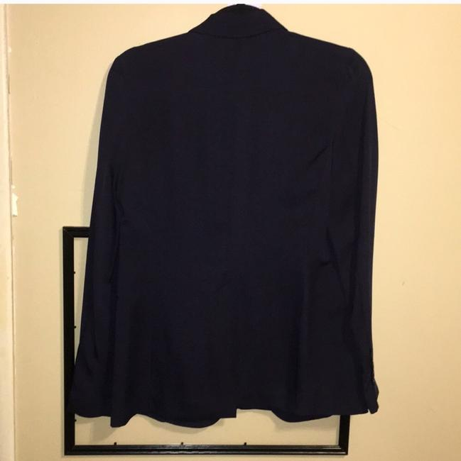 Theory navy blue Blazer Image 2