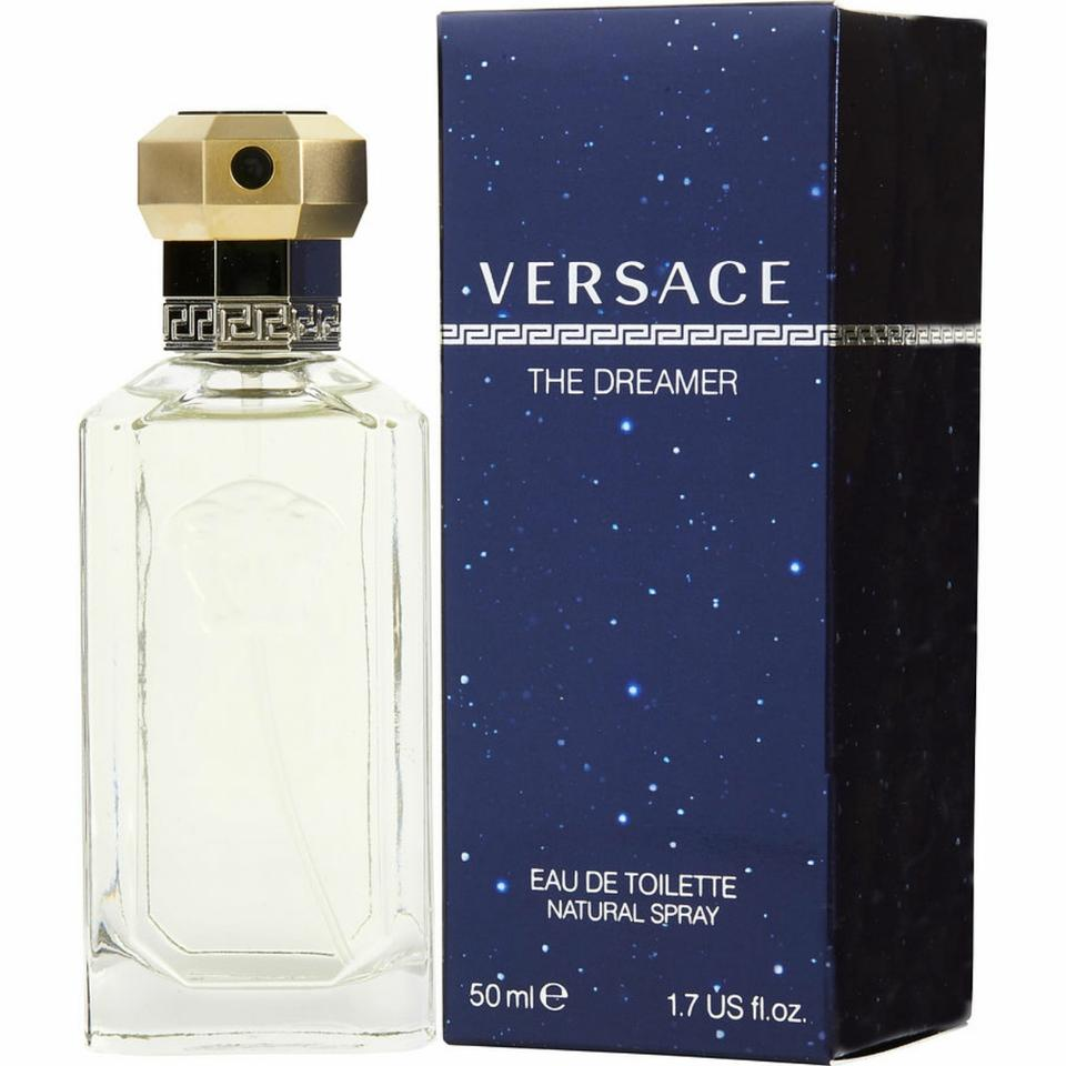 fdc23c88bd5 Versace The Dreamer By For Men-edt-50 Ml-italy Fragrance - Tradesy