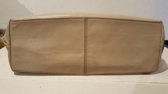 Cole Haan Buckle Leather Classic Shoulder Bag Image 3